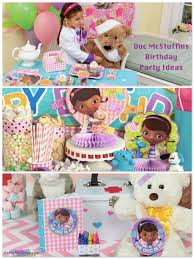 doc mcstuffins party ideas doc mcstuffins birthday party planning ideas supplies