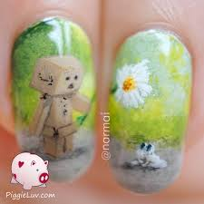 20 amazing and simple nail easy nail art designs at home videos myfavoriteheadache com