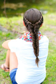 easy hairstyles with box fishtales 125 best fish tail braids images on pinterest cute hairstyles