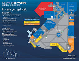 Wynn Las Vegas Map by New York New York Las Vegas Map New York Map