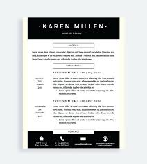 creative resume template free two page resume template creative resume template and cover letter