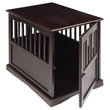 Wooden Furniture Amazon Com Dog Kennel Wood Bed Large Crate Oversized Pet Cage