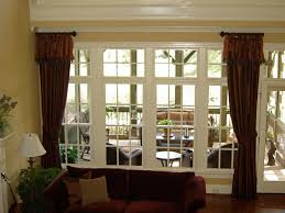 living room wonderful window curtain ideas for kitchen window