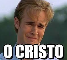 Cristo Meme - o cristo 1990s first world problems meme on memegen