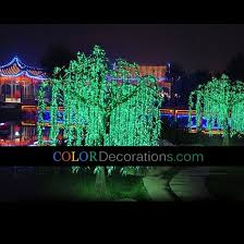 led landscape tree lights cd lt101 outdoor decorative light trees willow tree lights christmas