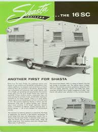 1969 shasta camper models shasta 16sc second generation