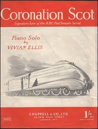 Coronation Scot My Collections Paul Temple