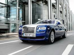 rolls royce outside rolls royce ghost series ii how to spend it