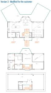 modifying house plans 26 best casas modernas images on pinterest architecture