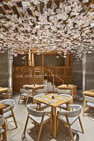 Interior Design Restaurant by Best 25 Restaurant Lighting Ideas On Pinterest Bar Lighting