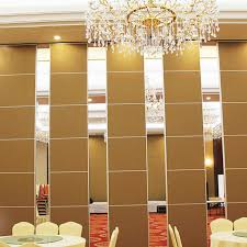 Rolling Room Dividers by Soundproofing Floor To Ceiling Acoustic Folding Partition System