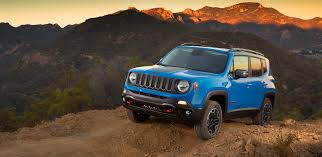 brown jeep renegade suv showdown jeep renegade vs mazda cx3