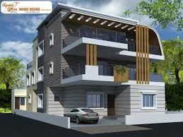 5 bedroom modern triplex 3 floor house design area 360m2 15m