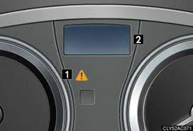 lexus rx 350 warning lights if a warning message is displayed steps to take in an emergency
