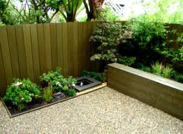 Backyard Simple Landscaping Ideas Triyae Com U003d Simple Garden Ideas For Backyard Various Design
