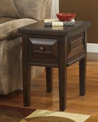 Ashley Furniture Bedroom End Tables Hindell Park Chair Side End Table From Ashley T695 7 Coleman