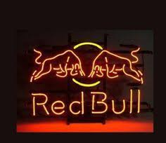 red bull light up sign natural light beer real neon light light up your life pinterest