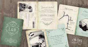 passport wedding invitation template home design mannahatta us