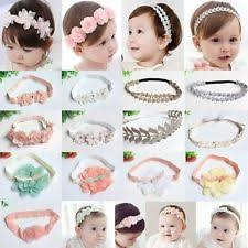baby girl hair bands baby girl headbands ebay