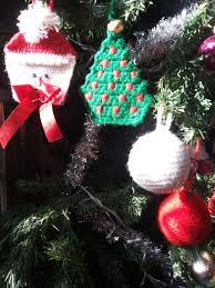 file crochet xmas ornaments jpg wikimedia commons