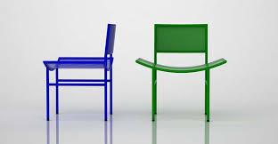 karre design avant garde geometric chairs karre design
