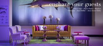 furniture miami event furniture rental home decoration ideas