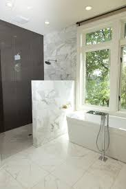 Showers Without Glass Doors Positive Facts About Walk In Showers Without Door Homesfeed