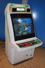 Sega Astro City Arcade Cabinet by Sold Sega Tecmo New Astro City