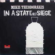 the state of siege mikis theodorakis in a state of siege at discogs