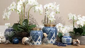Blue And White Vase Blue U0026 White Alfresco Emporium Blog