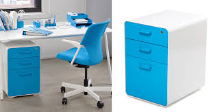 Teal File Cabinet Designing For Filing Core77