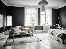 monochrome interior design 30 black u0026 white living rooms that work their monochrome magic