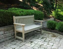 Red Cedar Outdoor Furniture by Red Cedar English Garden Bench