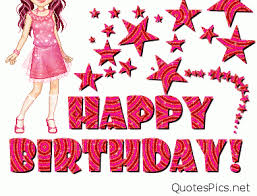 Happy Birthday Wishes Animation For Animated Happy Birthday Cards Messages And Wallpapers