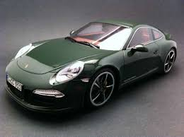 green porsche 911 911 type 991 club coupé green 1 18 gt spirit gt0