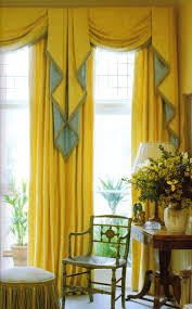 Soft Yellow Curtains Designs Images About Window Treatment On Pinterest Curtain Designs The