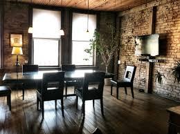 simple boardroom table u0026 chairs it u0027s the room u0027s wood u0026 brick