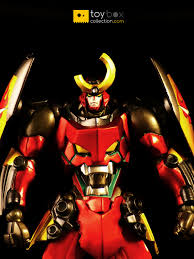 gurren lagann review of revoltech wf limited edition gurren lagann