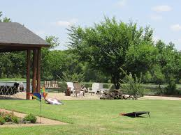 55 acre ranch home with a 20 acre stocked homeaway howe