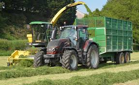 pics new tractors and upgraded round balers at grassland u0026 muck