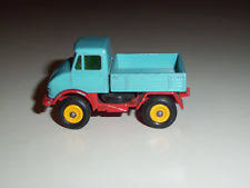 mercedes unimog truck matchbox unimog diecast cars trucks vans ebay