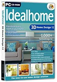 Easy Home 3d Design Software Ideal Home 3d Home Design Deluxe 12 Amazon Co Uk Software