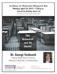 Nau Campus Map Nau Events The Holocaust And Its Denial