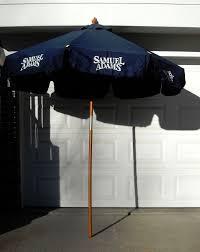 7 Patio Umbrella New Samuel Sam Patio Umbrella 7 Polyester Wood Pole