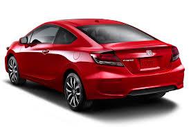 honda civic crowned top car 2014 honda civic coupe and sedan first drive motor trend
