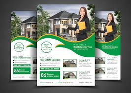 real estate flyer examples real estate flyer template templates creative market