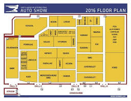 cobo hall floor plan naias floor plan revealed