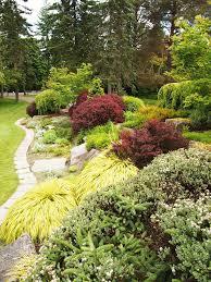 Rock Garden Bellevue by Alpine Rock Garden At Bellevue Botanical Garden Mapio Net