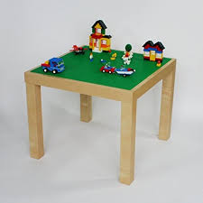 duplo table with storage wood table with storage drawers
