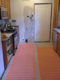 Fix Floor Tiles Kitchen Diy Heated Floor And New Tile Andy Idsinga Make Fix